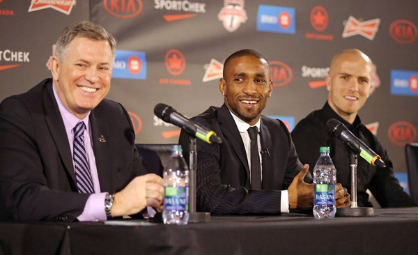 bradley defoe Bradley, Defoe and Dempsey Signings Signal Next Chapter Of MLS Growth