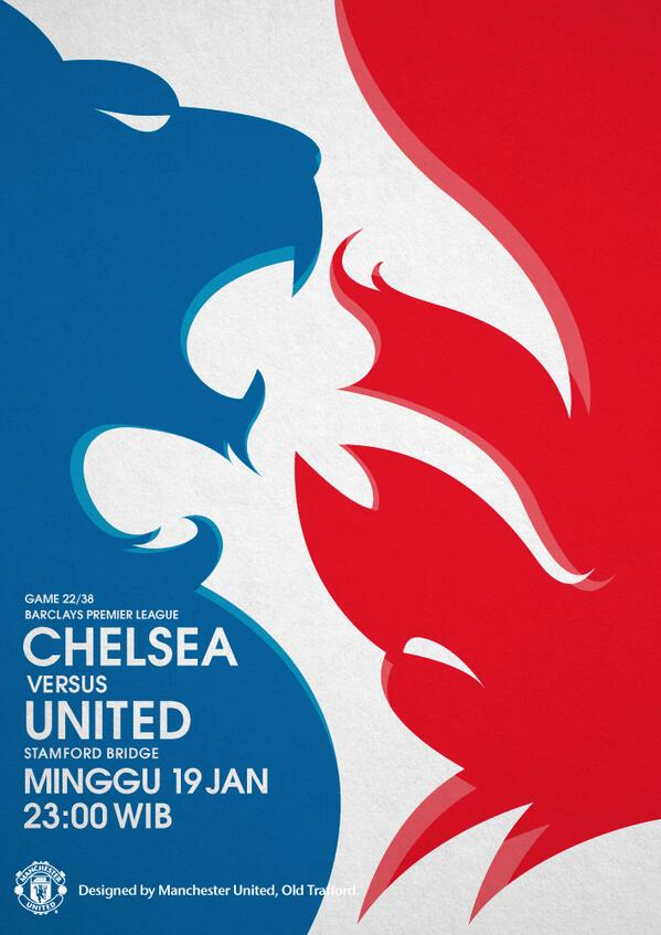 chelsea manchester united Premier League Sunday, Gameweek 22: Open Thread