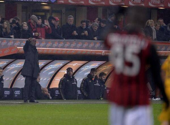 clarence seedorf1 3 Questions Remain About Clarence Seedorf As AC Milan Manager