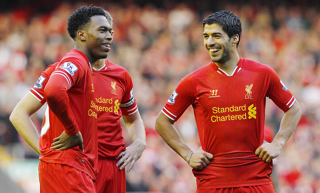 daniel sturridge luis suarez Why Liverpool Should Focus On Qualifying For The Champions League, Not Winning The Title