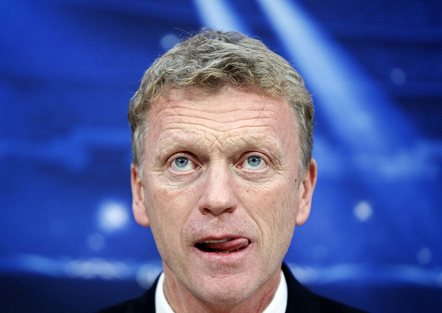 david moyes1 David Moyes is The Only One to Blame For Manchester Uniteds Decline