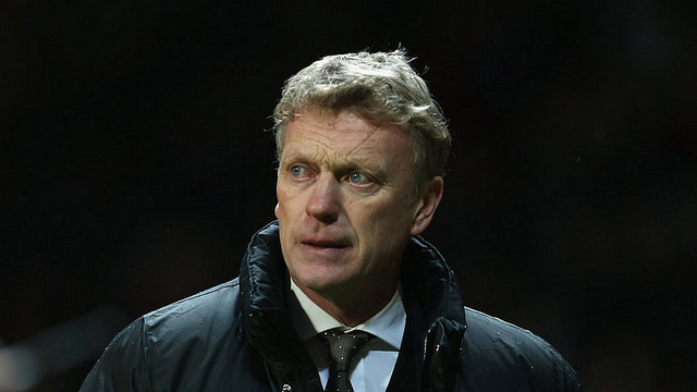 david moyes3 Jose Mourinho Should Have Kicked David Moyes And Manchester United While They Were Down