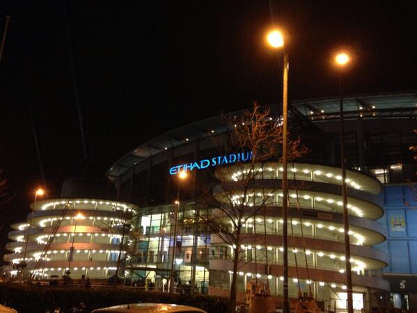 etihad stadium Manchester City vs West Ham United, Capital One Cup Semi Final 1st Leg: Open Thread