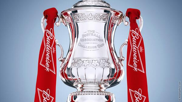 fa cup trophy FA Cup Fifth Round, Saturday: Open Thread