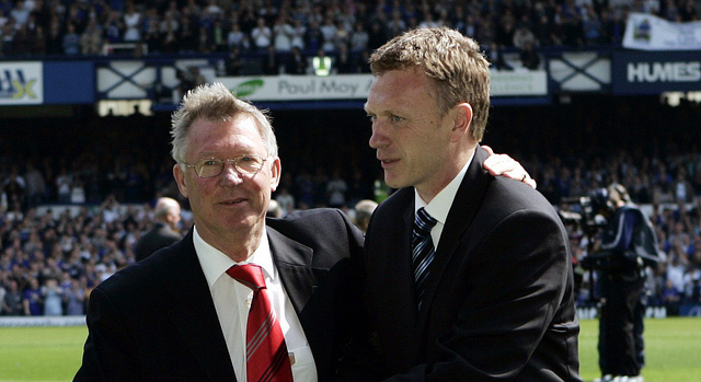ferguson moyes The 7 Mistakes Manchester United Made In The Sir Alex Ferguson David Moyes Transition
