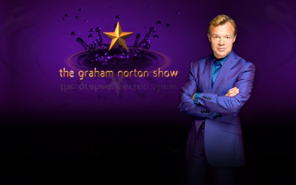 graham norton show 600x375 WATCH Arsenal Legend Thierry Henrys Appearance On The Graham Norton Show [VIDEO]