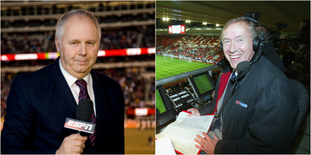 ian darke martin tyler ESPN Banks On TV Ratings In Appointment Of Ian Darke Over Martin Tyler For World Cup