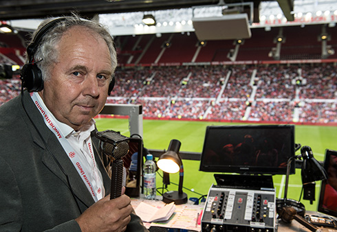 ian darke As ESPNs Lead Commentator For World Cup 2014, Ian Darke is the Peoples Choice