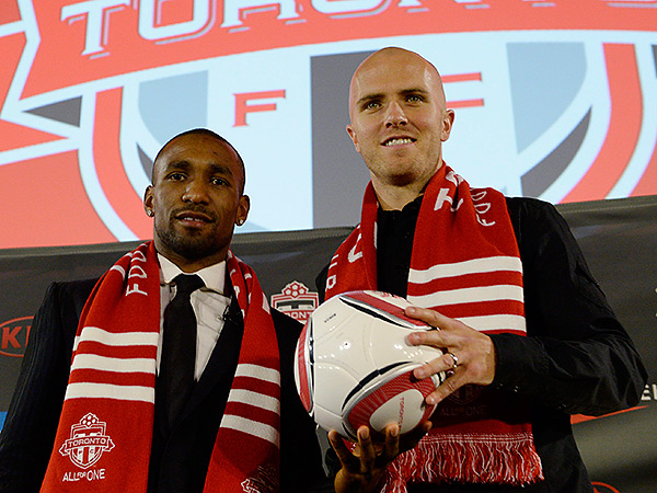 jermain defoe michael bradley 3 Reasons Why Michael Bradley and Jermain Defoe Joined Toronto FC