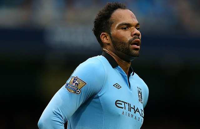 joleon lescott West Ham On Verge of Signing Joleon Lescott From Manchester City: Nightly Soccer Report