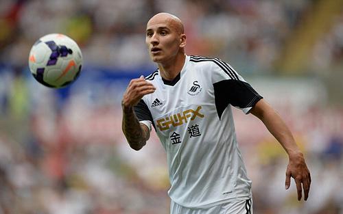 jonjo shelvey Swanseas Premier League Hopes Hang In The Balance With Jonjo Shelvey