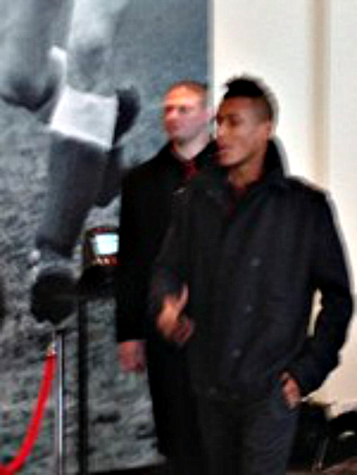juan agudelo1 USMNT Striker Juan Agudelo Arrives at Stoke City In Hopes of a Move to the Premier League