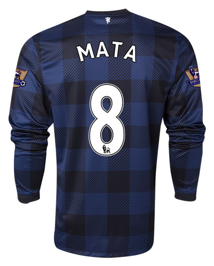 juan mata manchester united shirt away Manchester United Supporters: Order Your Juan Mata Number 8 Shirt