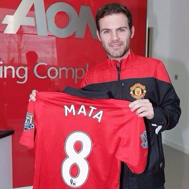 juan mata shirt Manchester United Supporters: Order Your Juan Mata Number 8 Shirt