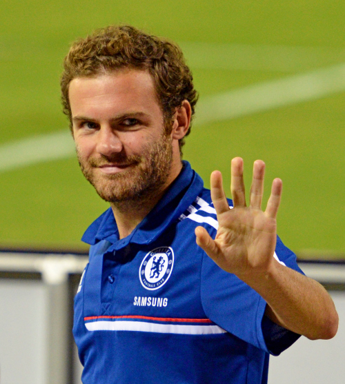 juan mata3 Arsène Wenger Questions Motives of Chelsea Decision to Sell Juan Mata: Nightly Soccer Report