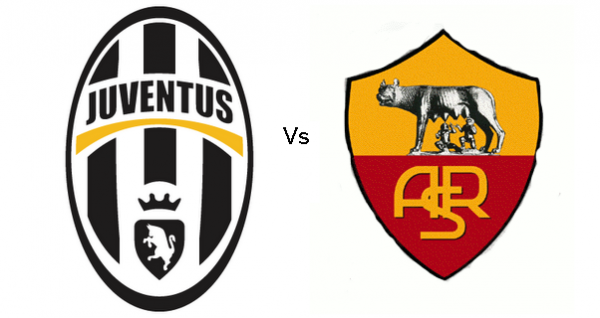 juventus roma 600x318 Serie A Returns From Winter Break With Top of the Table Clash: Weekend Preview