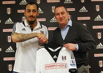kostas mitroglou The Bizarre And Curious Case Of Fulham Striker Kostas Mitroglou