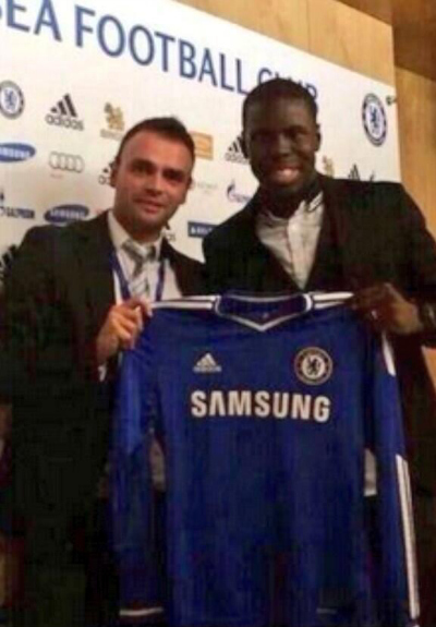 kurt zouma chelsea Chelsea Sign Saint Etienne Defender Kurt Zouma For £12 Million [PHOTO]