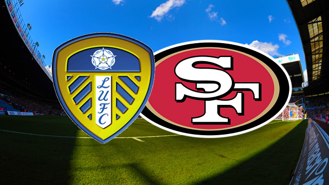 leeds united 49ers Leeds United Announce Strategic Partnership With San Francisco 49ers