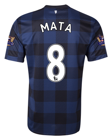 manchester united juan mata shirt away Manchester United Supporters: Order Your Juan Mata Number 8 Shirt