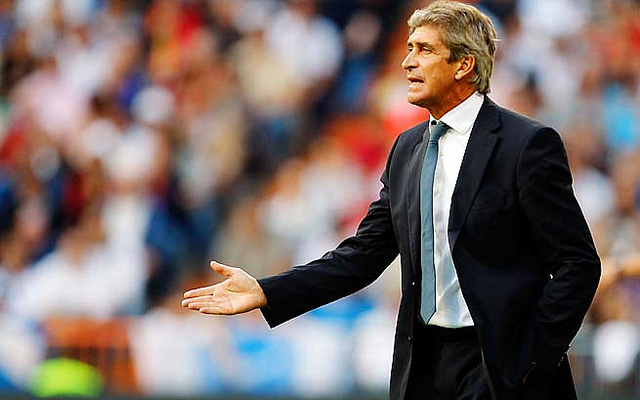 manuel pellegrini1 Pellegrini Joins Wenger in Criticizing Juan Mata Transfer to Manchester United: Daily Soccer Report