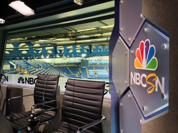 nbcsn chelsea studio Gary Lineker And Lee Dixon Feature In Studio Today For NBCSNs Chelsea Manchester United Coverage