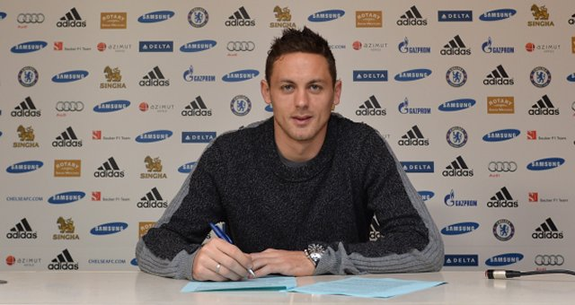 nemanja matic Most Instrumental Players at Arsenal, Chelsea, Aston Villa, Crystal Palace and Burnley