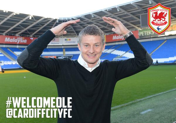 ole Ole Gunnar Solskjaer's Appointment By Cardiff Could Be A Disaster For His Reputation