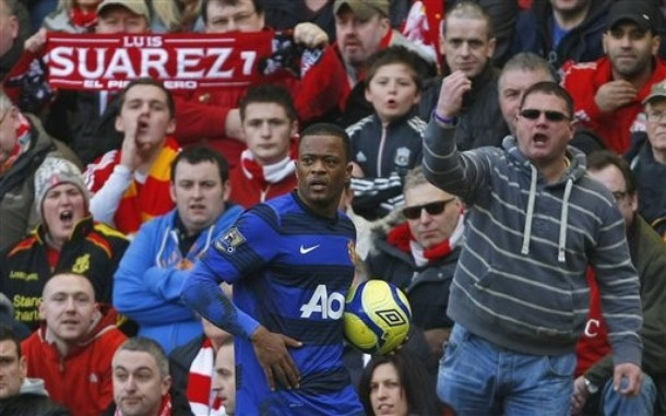 patrice evra Patrice Evra Set to Leave Manchester United When Contract Ends in June: Daily Soccer Report