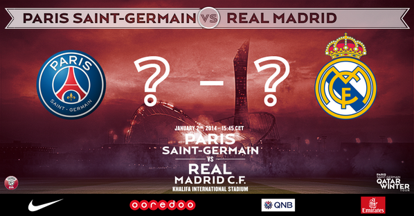 real madrid psg WATCH Real Madrid vs Paris Saint Germain Live at 9am ET On beIN SPORT & DishWorld: Open Thread