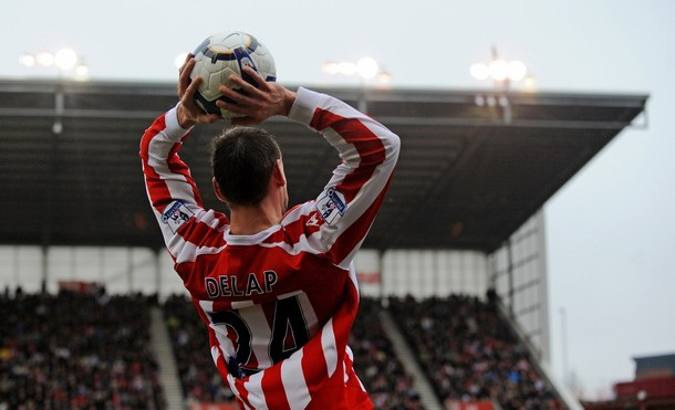 A Tribute To Rory Delap, Who Recently Retired After 20 Years In The Game