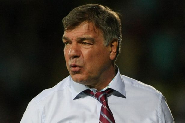 sam allardyce1 Was Sam Allardyces FA Cup Team Selection Career Suicide Or Pragmatism?