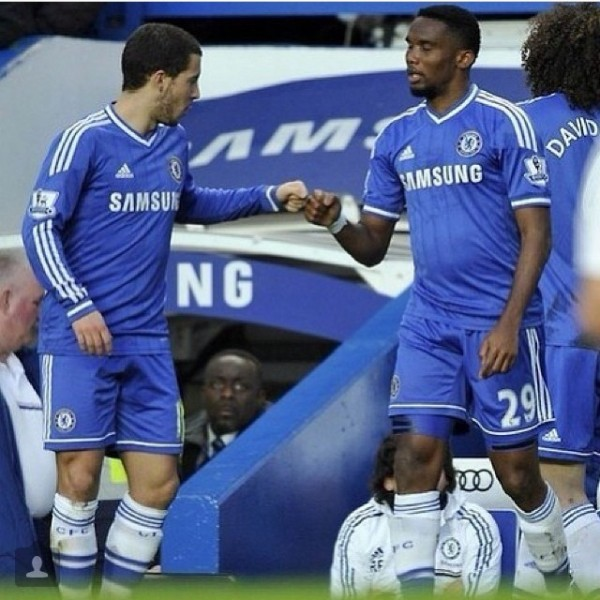 samuel etoo 600x600 Chelsea Take Control of the Premier League Title Race
