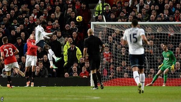 spurs man united Manchester United 1 2 Spurs: Devastating Loss to Tottenham Calls Into Question Uniteds Progress