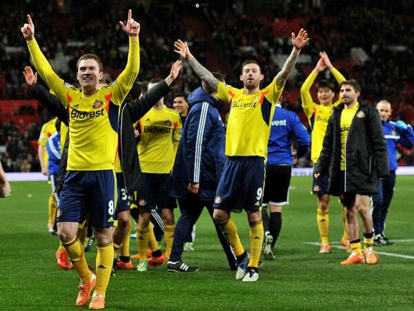 sunderland 6 Reasons How Sunderland Were Able to Defeat Manchester United in the Capital One Cup