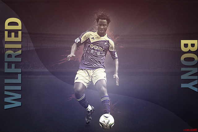 wilfried bony Top 5 Most Underrated Premier League Players of the 2013/14 Season