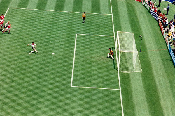 world cup 1994 Turning Point for American Soccer: World Cup USA '94