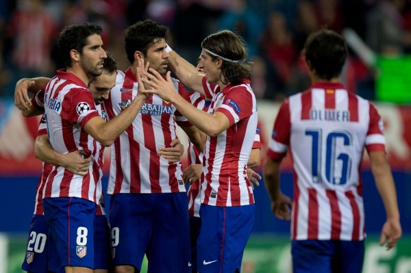 Atletico 600x399 UEFA Champions League Team By Team Guide: Preview, Likely Lineups, Key Players and Predictions