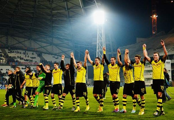 BVB4 600x416 UEFA Champions League: What Weve Learnt From This Weeks Round of 16 Games