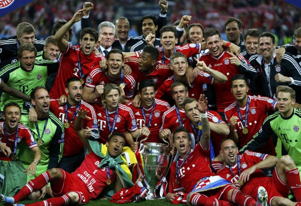 Bayern1 600x411 UEFA Champions League Team By Team Guide: Preview, Likely Lineups, Key Players and Predictions