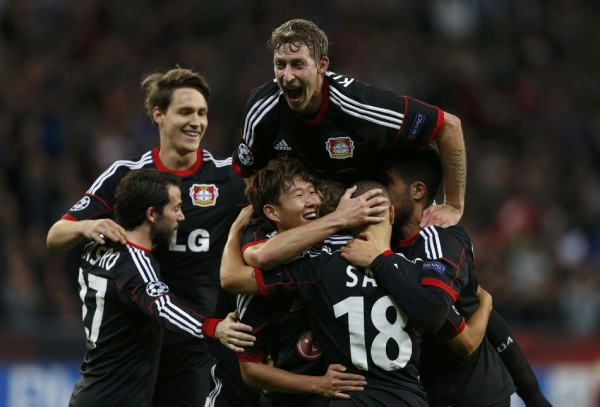 Leverkusen1 600x407 UEFA Champions League Team By Team Guide: Preview, Likely Lineups, Key Players and Predictions