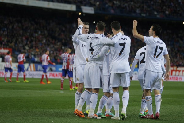 Madrid Derby 600x400 The Top 5 Must See Soccer Matches On Television This Weekend