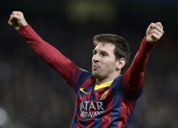 Messi City 600x430 UEFA Champions League: What We've Learnt From the Opening Round Of 16 Games