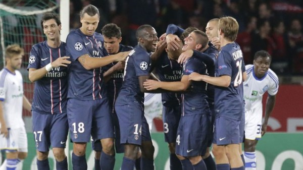 PSG 600x337 UEFA Champions League Team By Team Guide: Preview, Likely Lineups, Key Players and Predictions