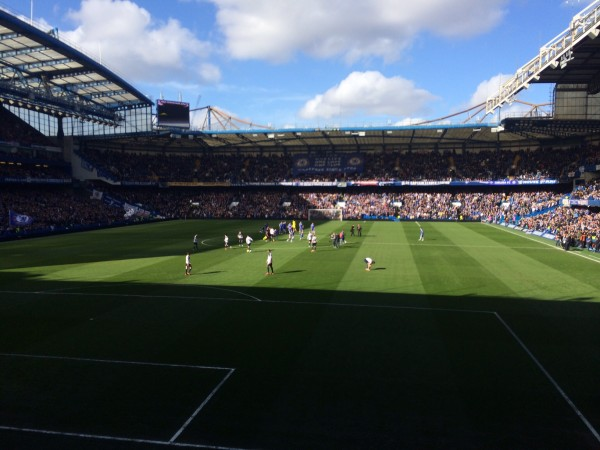 Stamford Bridge View 600x450 The Experience Of Attending Away Matches In London: The Heart Of English Football