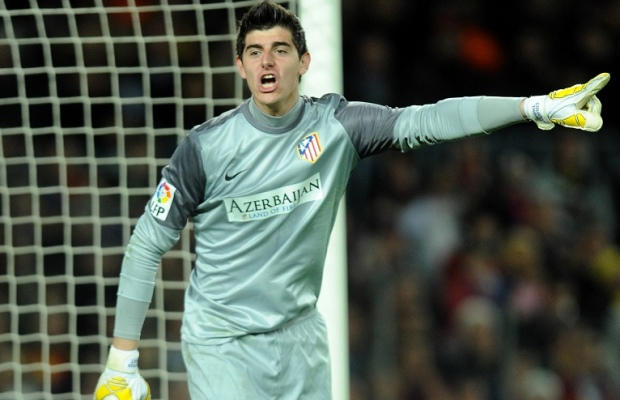 Thibaut Courtois Jose Mourinho Expects On Loan Keeper Thibaut Courtois to Start Next Season at Chelsea: Nightly Soccer Report