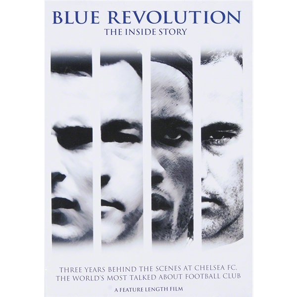 chelsea blue revolution Blue Revolution: The Inside Story Of Chelsea FC: Film Review