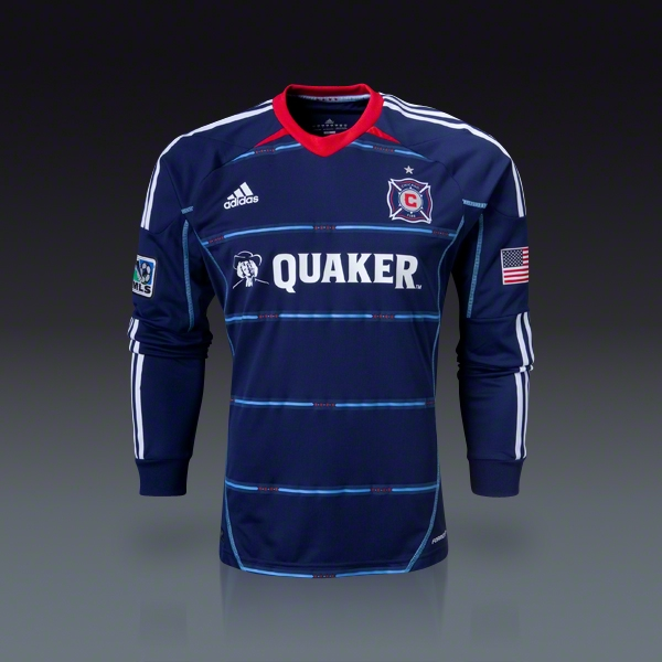 chicago fire away shirt MLS Jerseys For 2014 Season Revealed For All 19 Teams: Leaked [PHOTOS]