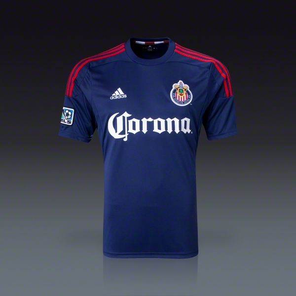 chivas usa away shirt MLS Jerseys For 2014 Season Revealed For All 19 Teams: Leaked [PHOTOS]