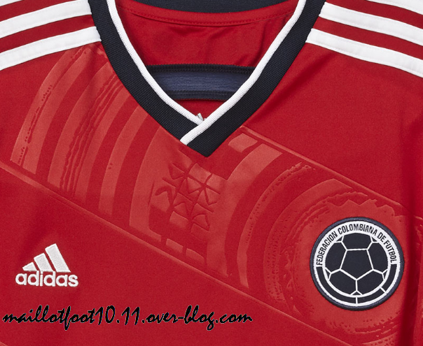 colombia away shirt top Colombia Away Shirt for World Cup 2014: New [PHOTOS]